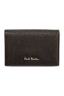 PAUL SMITH Internal swirl card holder