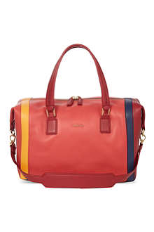 PAUL SMITH Ziggy colour block bag