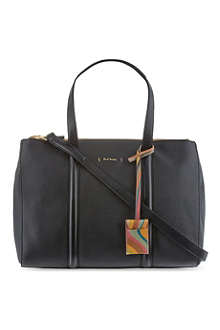 PAUL SMITH Albermarle double zip tote