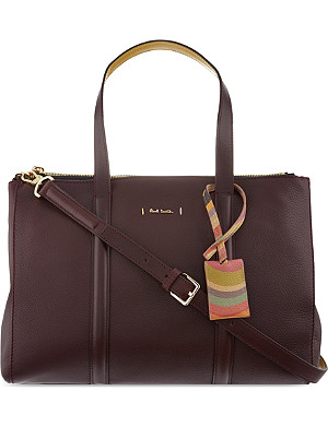 PAUL SMITH Albermarle leather tote