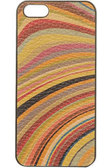 PAUL SMITH Swirl iPhone 5 cover