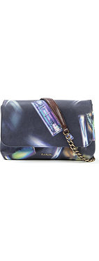 PAUL SMITH Pheonix Snow shoulder bag