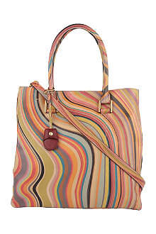 PAUL SMITH Jack swirl-print shoulder bag
