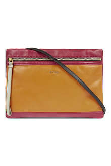 PAUL SMITH Hero shoulder clutch bag