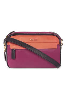 PAUL SMITH Hero leather cross-body bag