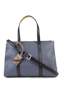 PAUL SMITH Albermarle double-zip tote