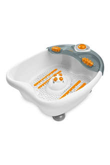 MEDISANA Foot spray bath wet and dry massager