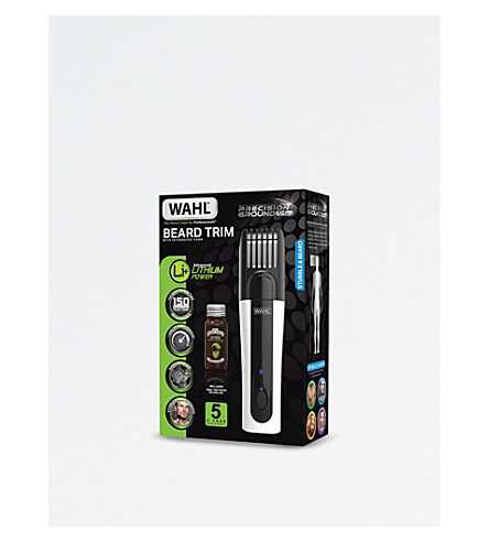WAHL Lithium Ultimate beard trimmer