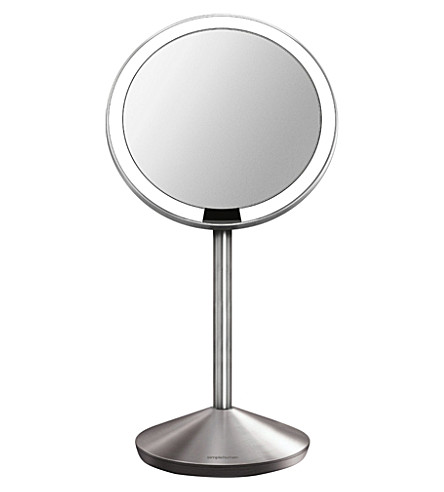 SIMPLE HUMAN Mini travel sensor mirror