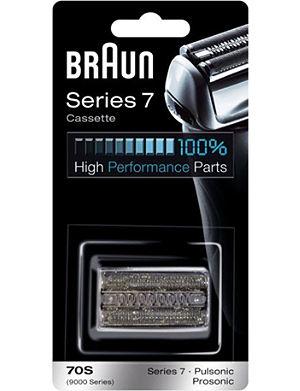 BRAUN Series 7 cassette replacement part