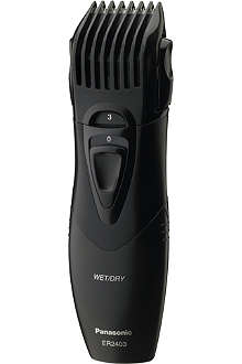 PANASONIC ER2403 battery beard trimmer