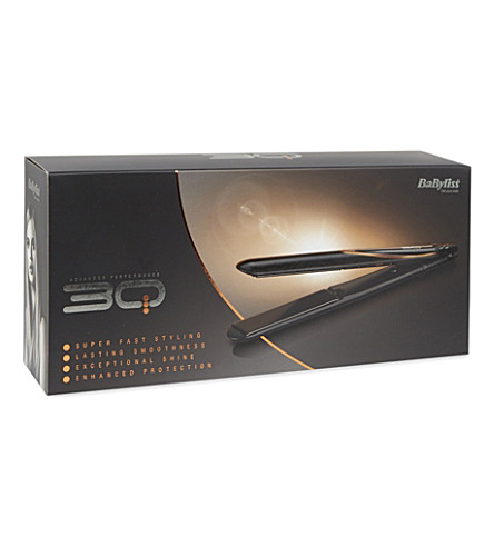 BABYLISS 3Q advanced performance straighteners