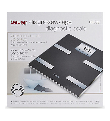 BEURER Diagnostic scale