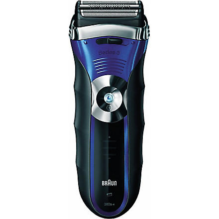 BRAUN Series 3 Wet & Dry shaver with precision head lock