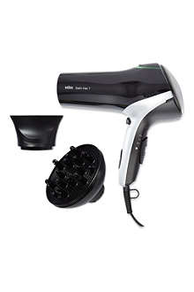BRAUN Satin-Hair 7 IONTEC hair dryer