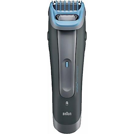 BRAUN cruZer6 beard&head trimmer