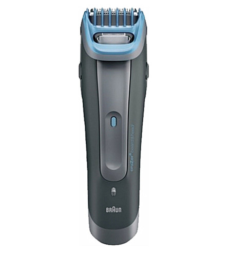 BRAUN cruZer6 beard&head trimmer