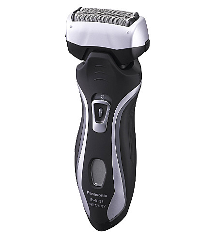 PANASONIC ES-RT53 triple blade wet and dry shaver