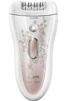 PHILIPS SatinPerfect Wet and Dry with precision epilator