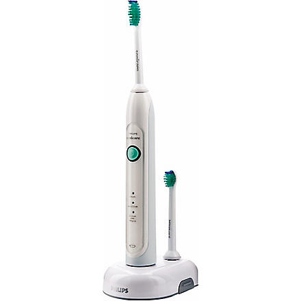 SONICARE Sonicare HealthyWhite Deluxe electric toothbrush