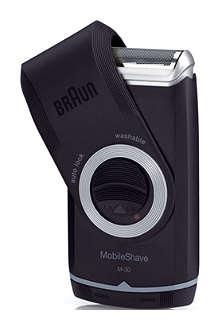 BRAUN MobileShave pocket shaver