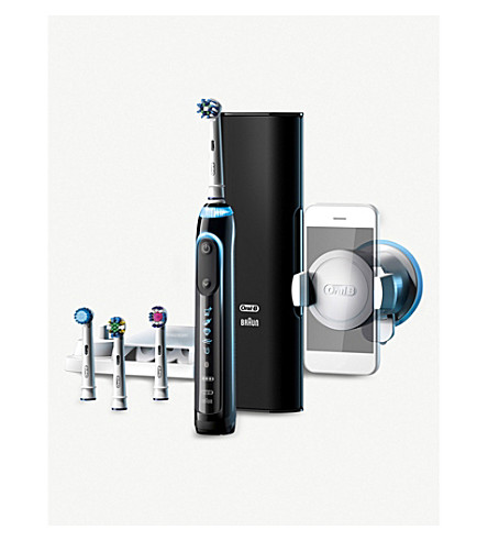 ORAL B Genius pro9000 electric toothbrush