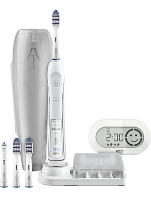 ORAL B Trizone 6000 bluetooth toothbrush