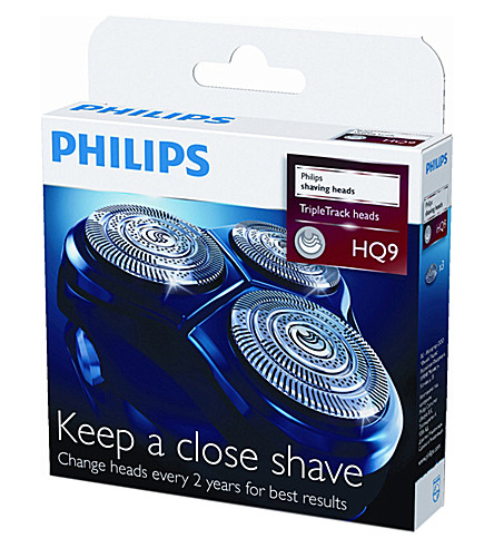 PHILIPS Speed XL Triple Track replacement shaver head