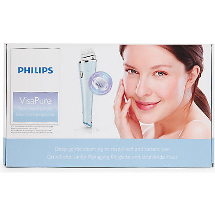 PHILIPS VisaPure facial cleansing brush