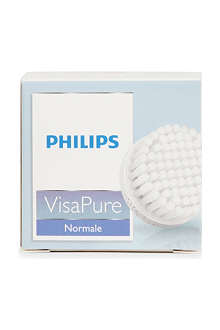 PHILIPS VisaPure Normal replacement brush head