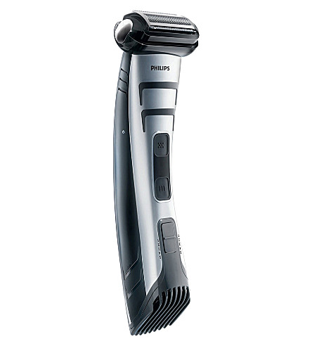 PHILIPS Bodygroom 3D pivoting shaver