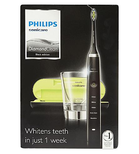 PHILIPS DiamondClean sonic toothbrush