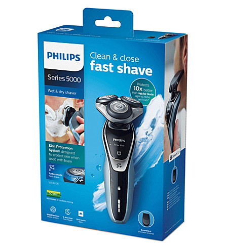 PHILIPS WetDry electric shaver s553006