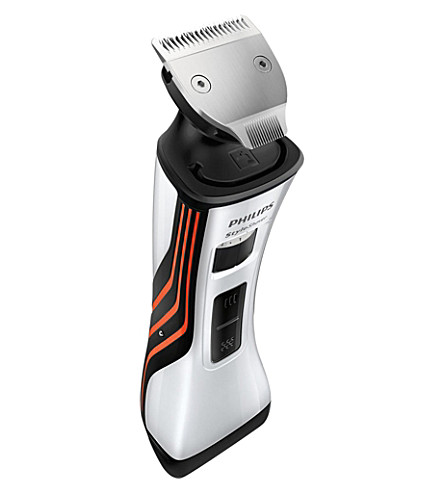 PHILIPS Styleshaver dual ended waterproof styler and shaver