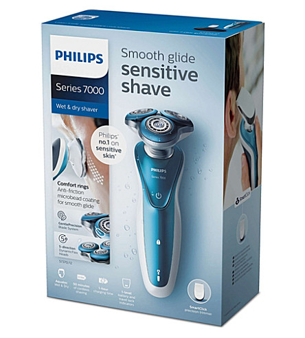 PHILIPS Philips wet and dry shaver s7370