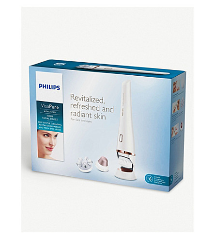 PHILIPS VisaPure Advanced home facial device