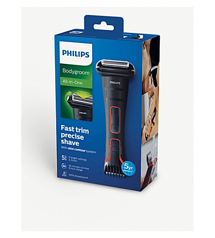 PHILIPS TT2039/13 7000 Bodygroom with charging stand