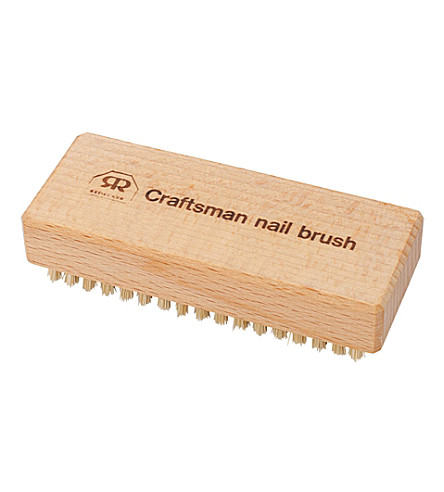 REDECKER Craftsman wooden nail brush