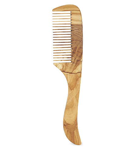 REDECKER Olivewood comb
