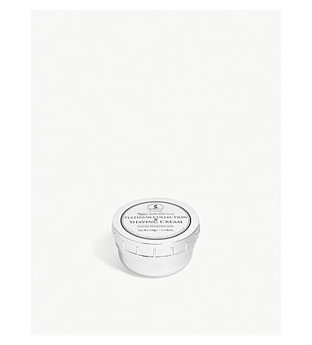 TAYLOR OF OLD BOND STREET Platinum shaving cream 150g
