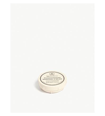 TAYLOR OF OLD BOND STREET Sandalwood shaving cream 60ml