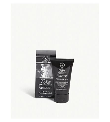 TAYLOR OF OLD BOND STREET Jermyn Street sensitive skin pre-shave gel 50ml