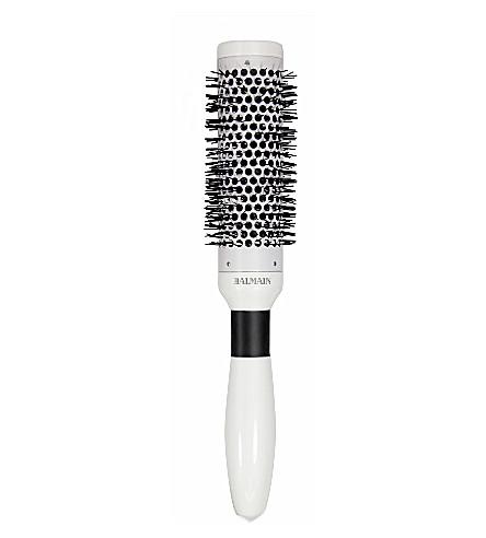 BALMAIN White Professional Round Brush 35mm