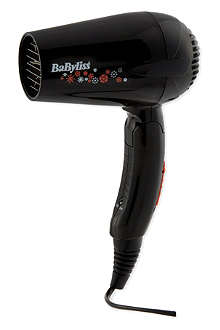 BABYLISS Travel dry 2000 hairdryer