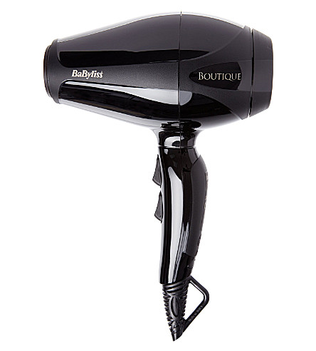 BABYLISS Boutique Italian hairdryer