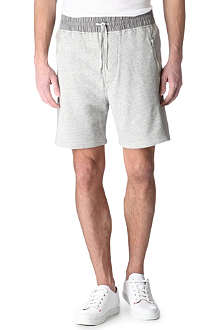 ACNE Arnold panelled shorts