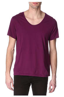 ACNE Limit scoop-neck t-shirt