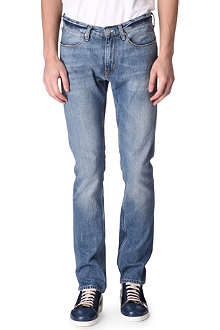 ACNE Max Light Vintage slim-fit tapered jeans