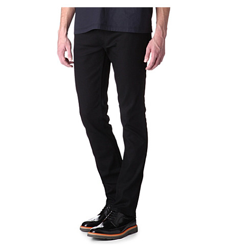 ACNE STUDIOS Max New Cash slim-fit jeans (Black