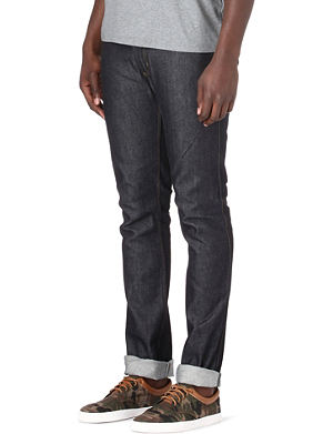 ACNE STUDIOS Max Soft Raw slim-fit tapered jeans